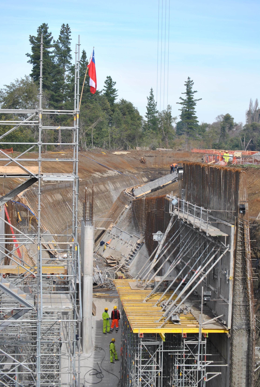 En junio de 2015 comenzaría a operar la nueva central